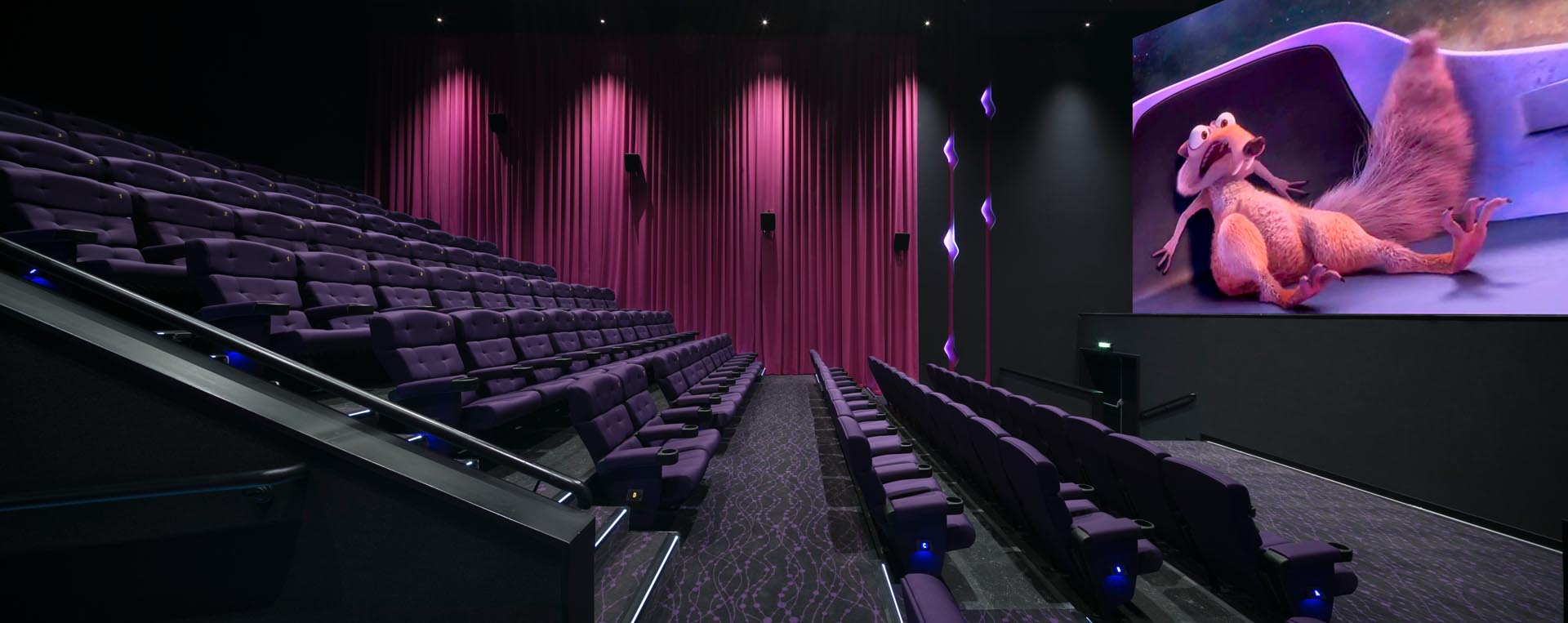Novo Cinemas, Dragon Mart | Dubai - UAE