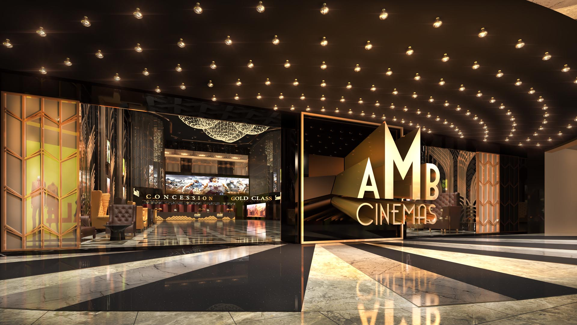 Designing For Small Spaces Architects Amp Designers For Cinema Theatre Multiplex